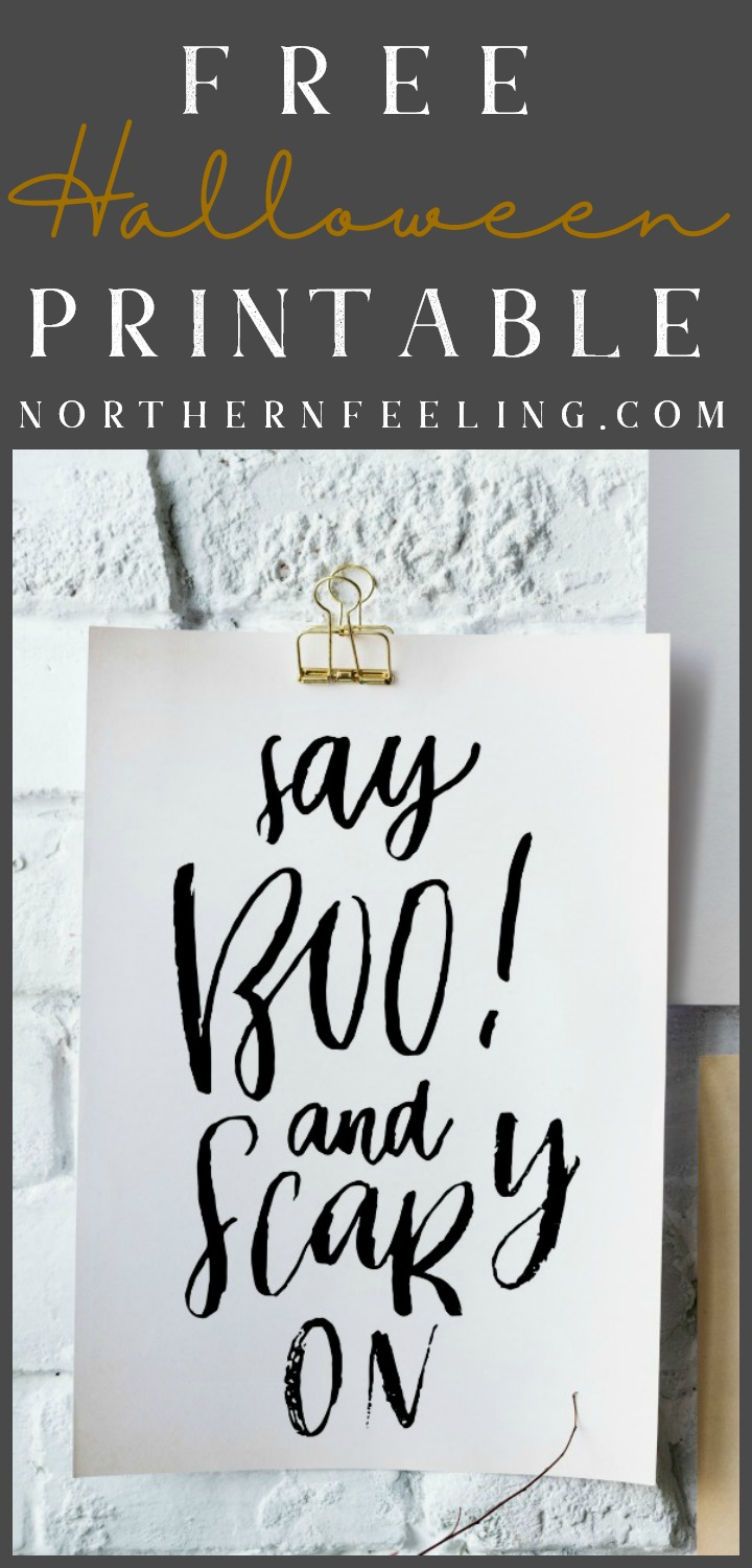 free halloween printable #2 northernfeeling.com