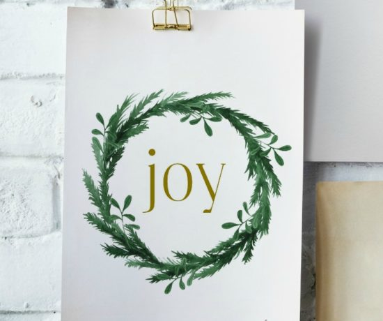two new Christmas printables in the shop northernfeeling.com