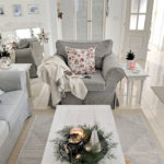 cozy nordic holiday living room northernfeeling.com