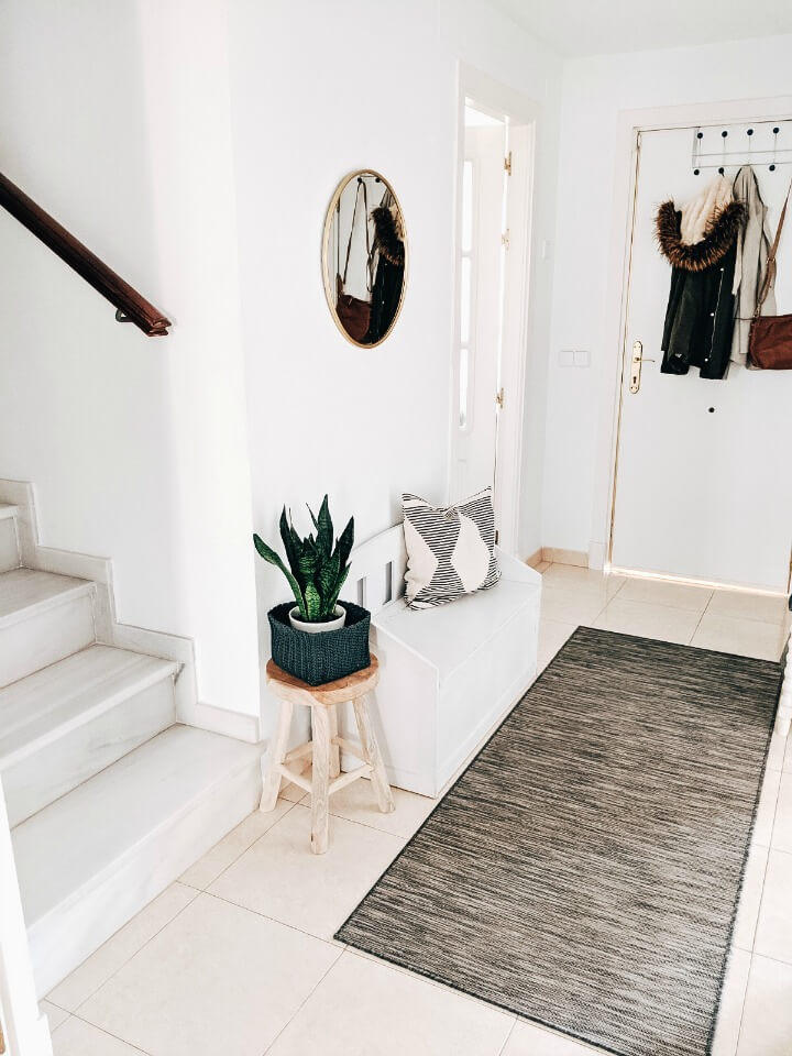 how to have a small entrance organized & functional northernfeeling.com