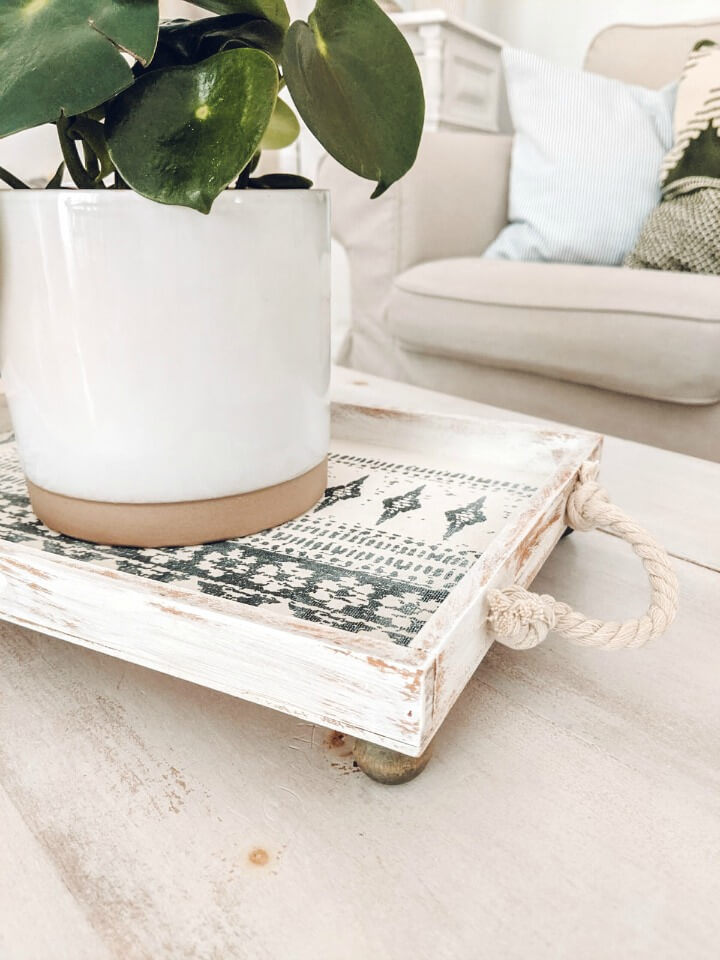 wooden tray coffee table northernfeeling.com