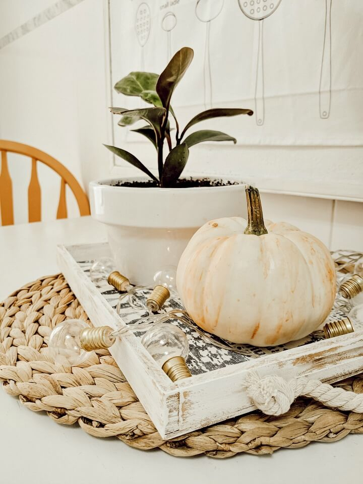 simple Fall kitchen decor northernfeeling.com (5)